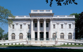 Marble House Architecture Design
