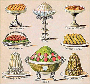 Lecture: The Gilded Plate: A Culinary History of America, 1870-1920