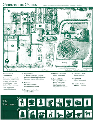 Green Animals Guide to the Garden