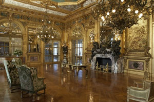 The Gold Salon
