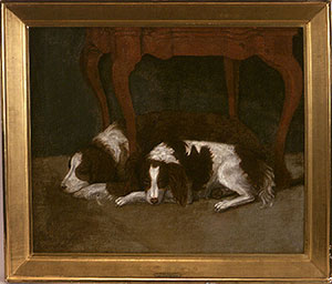 Dr. Hunter's Spaniels (ca. 1770)