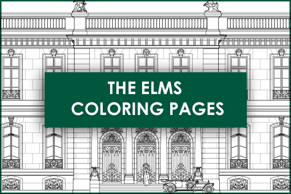 Elms Coloring Pages