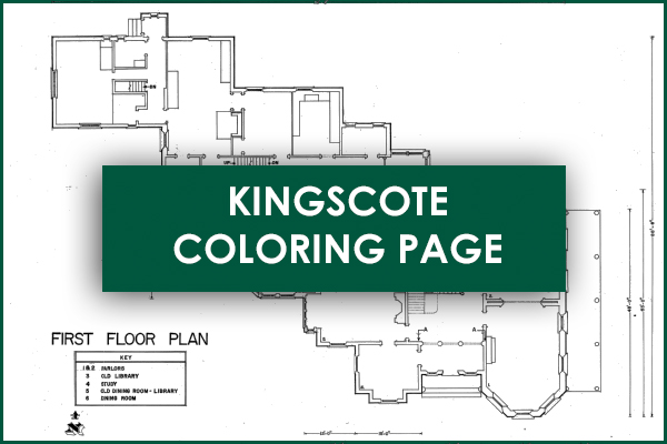 Kingscote Coloring Page
