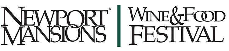 Newport Mansions Wine & Food Logo