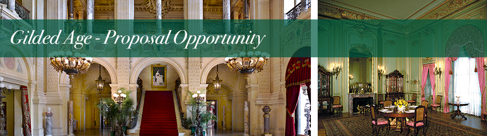 Gilded Age Proposal Opportunity