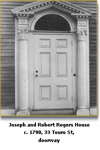 Joseph and Robert Rogers House
