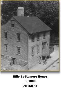 Billy Bottomore House