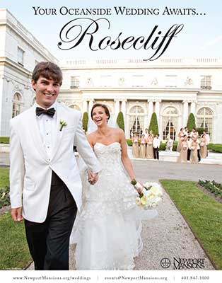Rosecliff Wedding Lookbook Cover