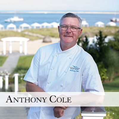 Chef Anthony Cole