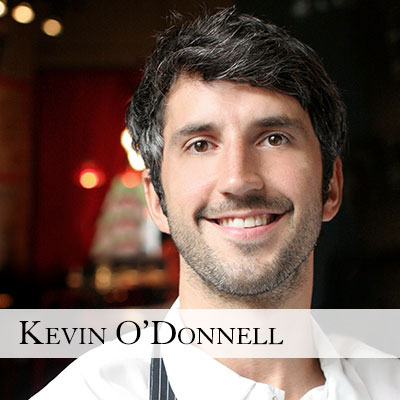 Chef Kevin O'Donnell