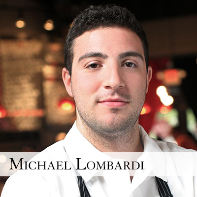 Chef Michael Lombardi