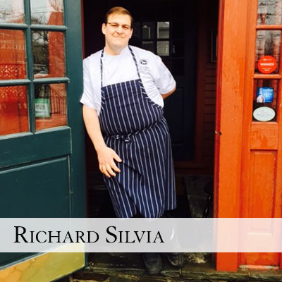 Chef Richard Silvia