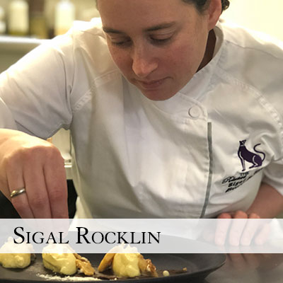 Chef Sigal Rocklin