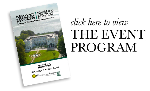 View the Wine & Food Festival Event Program