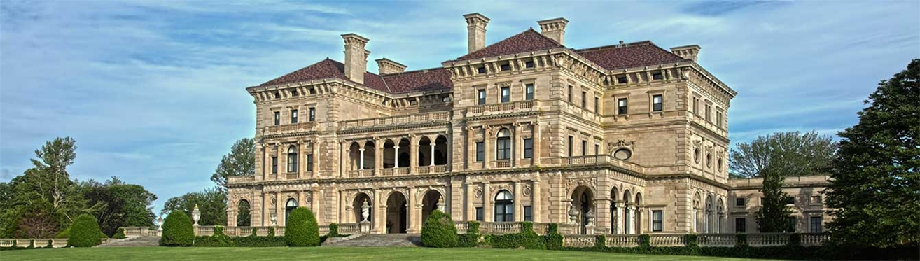 Explore The Mansions Newport Mansions