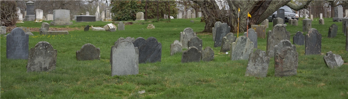Historic Newport Cemetery