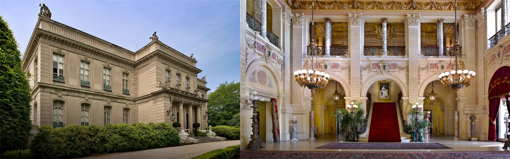 The Elms and The Breakers