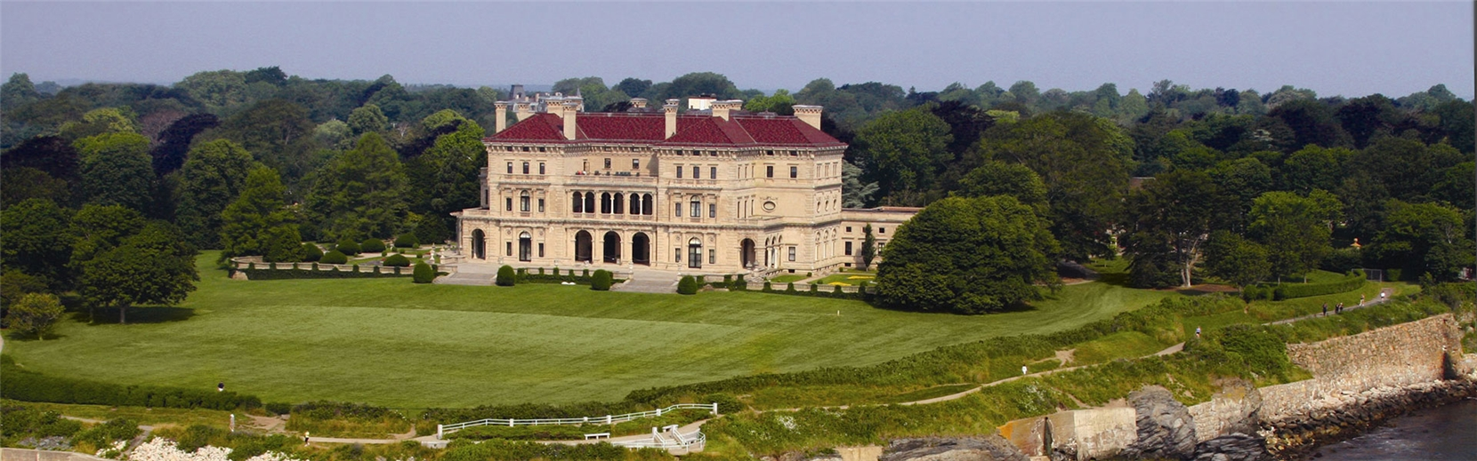 The Newport Mansions are closed to the public. Click here for updates.