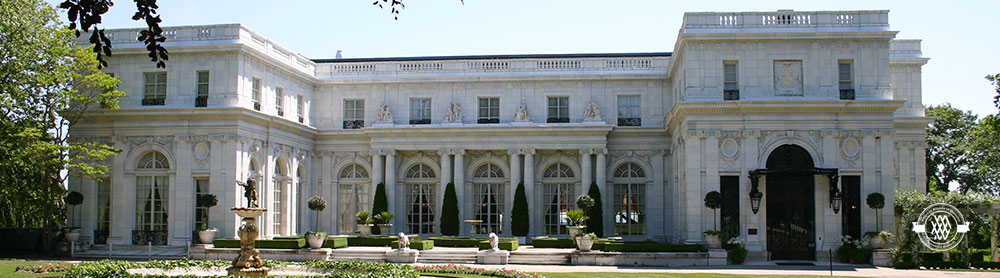 rosecliff newport mansions