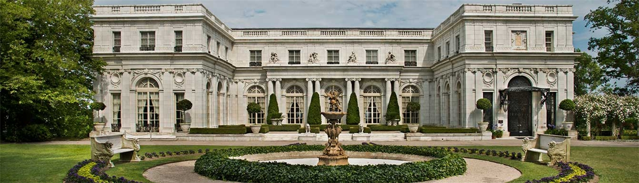 Explore The Mansions Newport