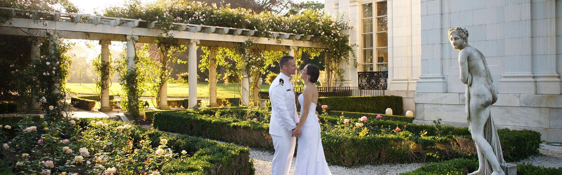 Weddings At The Newport Mansions Preservation Society Of County