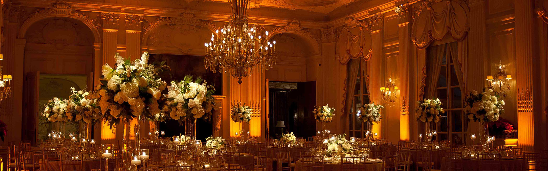 Weddings at the newport mansions the preservation society of newport county