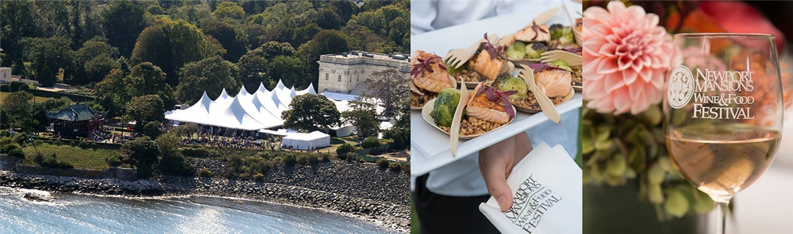 Wine And Food Festival | Newport Mansions