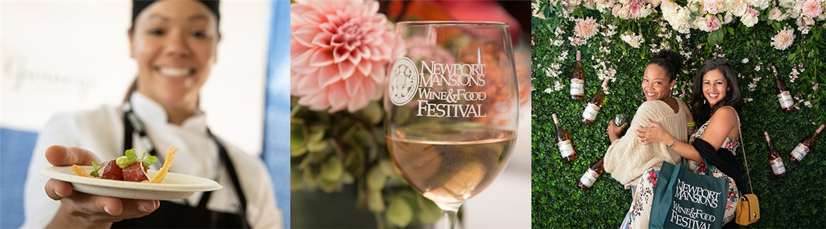 2020 Newport Mansions Wine & Food Festival