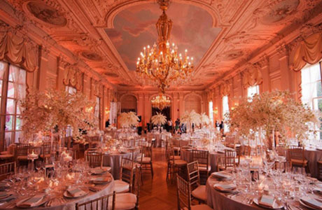 Weddings At The Newport Mansions