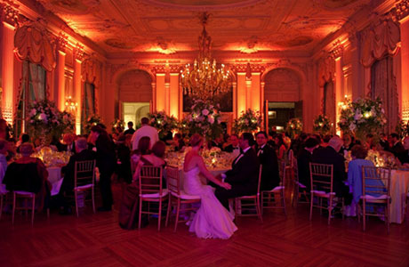 Weddings At The Newport Mansions The Preservation
